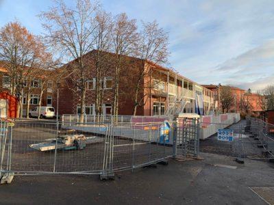 Sturebyskolan: Börjar bli klara