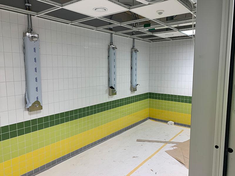 ByggR1 - KOM-huset: Duschrum